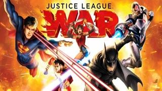 انیمیشن لیگ عدالت: جنگ با دوبله فارسی