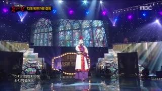 به یاد جونگهیون SHINee ؛  اجرایی زیبا از برنامه ی King Of ,Masked Singer