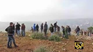 گزارش میدانی ایرنا از تحرکات مرزی رژیم صهیونیستی در مرز لبنان