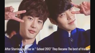 بازیگران کره ای که در زندگی واقعی دوست هستند