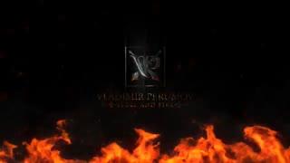 پروژه آماده افتر افکت نمایش لوگو با افکت آتش (Fire Logo)
