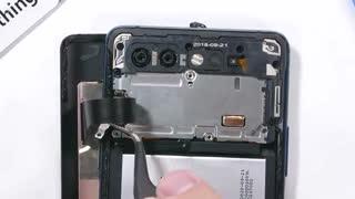کالبدشکافی گوشی Nubia X با دو صفحه نمایش