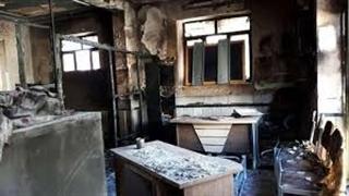 کشته شدن دو دانش آموز به خاطر بخاری نفتی