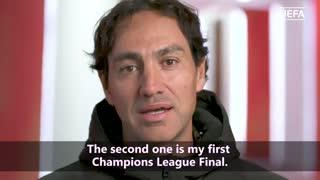 بهترین خاطرات الساندرو نستا از لیگ قهرمانان اروپا از زبان خودش