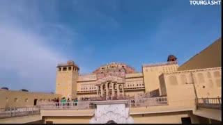 جیپور، معروف به شهر صورتی در هند
