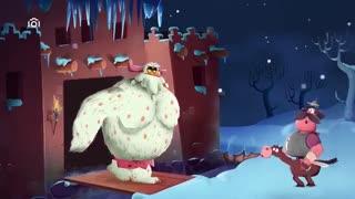 انیمیشن - تبریک شب یلدا