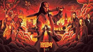 اولین تریلر رسمی فیلم Hellboy 2019