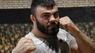 تمرینات سنگین MMA کار ایرانی