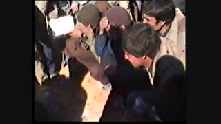 تشییع شهدای شهرستان فردوس - دیماه 1365