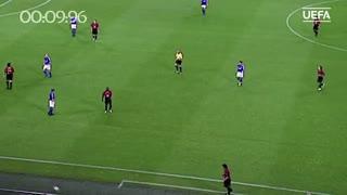 سریع ترین گلهای لیگ قهرمانان اروپا
