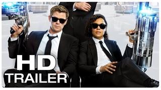 تریلر رسمی فیلم مردان سیاه پوش - MEN IN BLACK: INTERNATIONAL