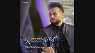 آهنگ  زیبا و جدید سعید ثابتی  به نام روزای بی تو