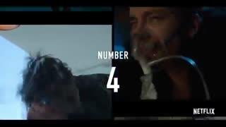 تریلر سریال جدید فانتزی هیجانی  شبکه ی نتفلیکس با عنوان آکادمی چتر منتشر شد