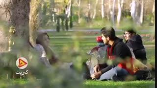 یلدا پارتی در  پارک
