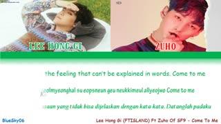 (Lee Hong ki_Come To Me (ft Zuho
