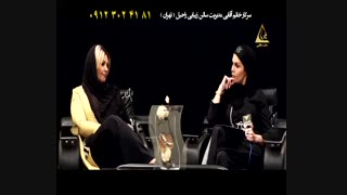 معرفی سرکار خانم آقایی مدیریت سالن زیبایی راحیل ( تهران )