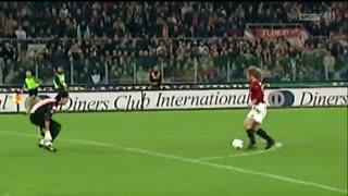 بازی کلاسیک؛ آ اس رم 2 _ 2 یوونتوس فصل 2002/2003