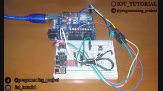 آموزش برنامه نویسی ماژول وای فای esp8266