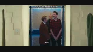 اسکل بازی جانی دپ،سکانسی از فیلم موردکای