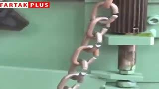 «زنجیر» چگونه تولید میشود؟