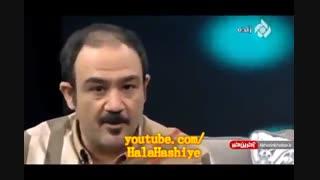 خاطره خندهدار مهران غفوریان از سفر خارج رفتن با همسرش
