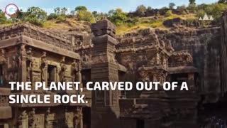معبد کایلاسا را بهتر بشناسیم _ گجت نیوز