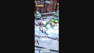 تعطیلات زمستانه را با بازی Protect YoElf AR بگذرانید!