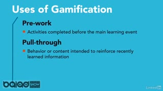 آموزش با کمک گیمیفیکیشن(چه وقت از گیمیفیکیشن استفاده کنیم؟)