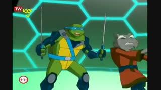 انیمیشن لاک پشت های نینجا قسمت 3