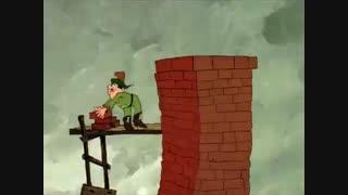 انیمیشن پسرک غازچران دوبله -  Lúdas Matyi 1977
