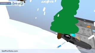 اپلیکیشن واقعیت مجازی AnimVR