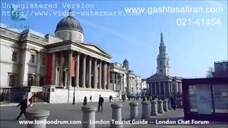 میدان ترافالگار در لندن