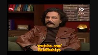 مصاحبه حسام منظور بازیگر سریال بانوی عمارت