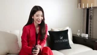 حرف زدن قشنگ نفس بی نام(پارک شین هه) 2018 برای ELLEHK  کمیاب ویدیو کامل