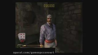 گیم پلی 8 دقیقه از بازی دوبله فارسی حرفه ای چابک دست(دستان مرگ) Dead Man's Hand برای کامپیوتر