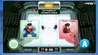 بازی Ice Rage: Hockey Free