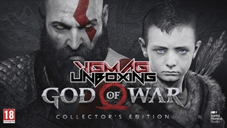 آنباکسینگ God of War Collectors Edition