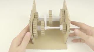 ساختنی - آموزش ساخت دنده اتومات ماشین