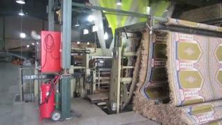 تولید و بافت فرش های سجاده ای شرکت سجاده نقش(قسمت اول)