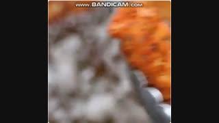 آشپزی - آموزش پخت نوعی جوجه سوخاری