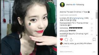 لی جونگی پست جدید آیو رو لایک کرده*^*