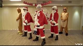 ورژن کریسمس chand up
