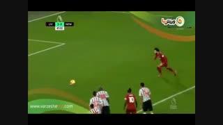 خلاصه بازی لیورپول 4 – نیوکسل 0 (5-10-1397)