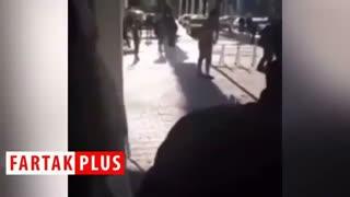 رویت انسانهایی مانند زامبی در خیابانهای تونس