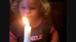 تولد دختر کوچولو