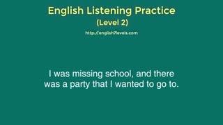 English Listening Practice Level 4 - نماشا