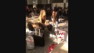 هواپیمای دوبی-اسلو در مسیر پرواز خراب شده