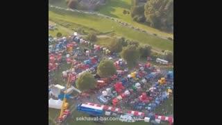 فستیوال و جشنواره خودرو های سنگین اسپرت