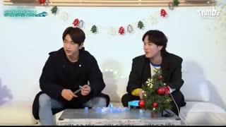 "GOT7 ""Thumbs' ep 4 end part""with yugyeom & Jinyoung برنامه جالب thumbs با یوگیوم و جینیونگ از گات سون +زیرنویس فارسی توضیحات"
