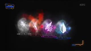 اجرای آهنگ Sign اکسو درKBS Gayo Daechukjae